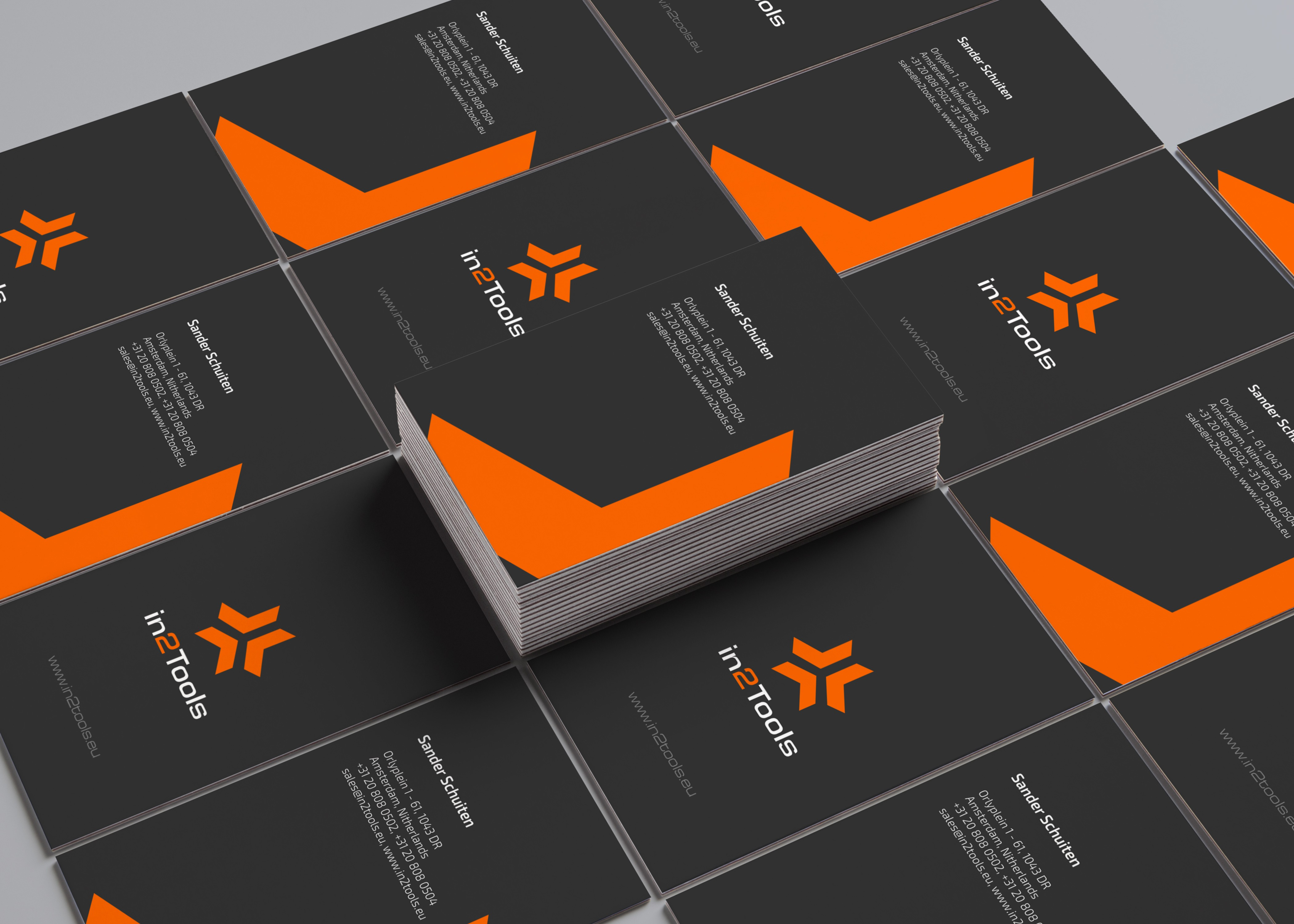 Create a strong logo and identity for a European Whole sale