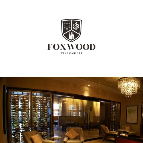 Foxwood Logo Design