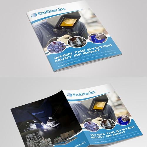 Brochure for ProFlow