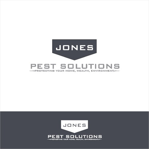 Family Owned Pest Control Company needs a Strong LOGO