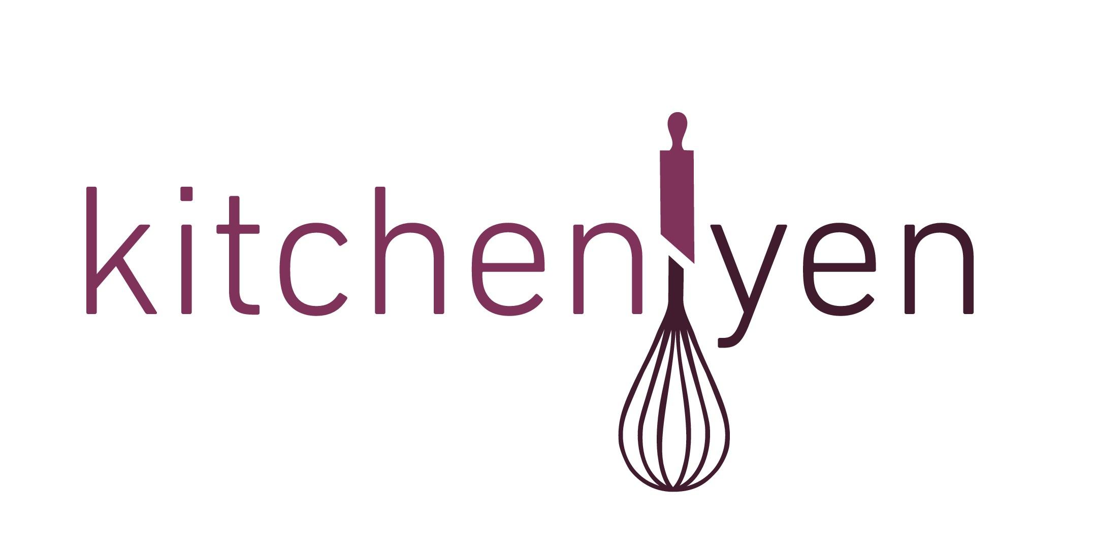 """kitchen yen"" needs a simple, fun, and modern logo!"