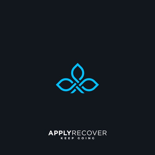 Design Earthy/Hipster logo for Apply Recover CBD Shop