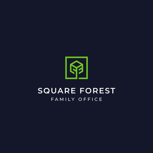 Square forest