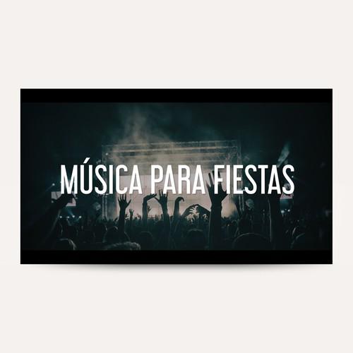YouTube Music Video Thumbnail