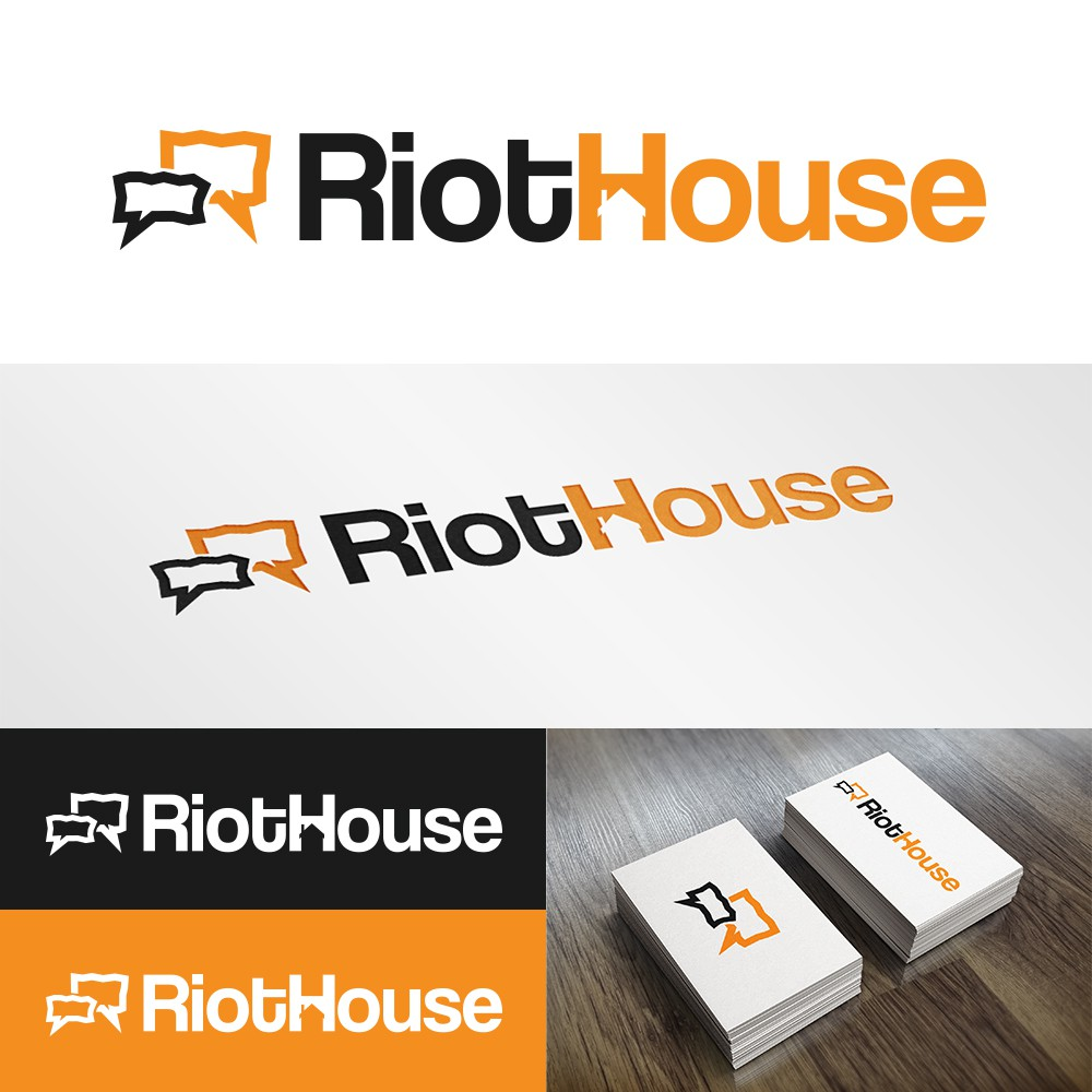Need cool logo for RiotHouse