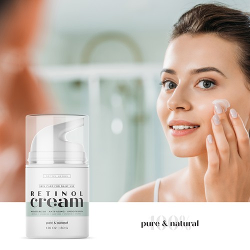 RETINOL CREAM DESIGN