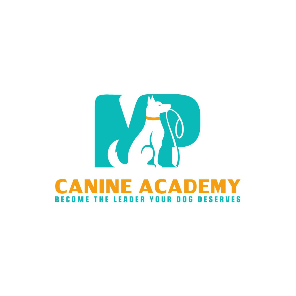Logo design for a state of the art dog training academy
