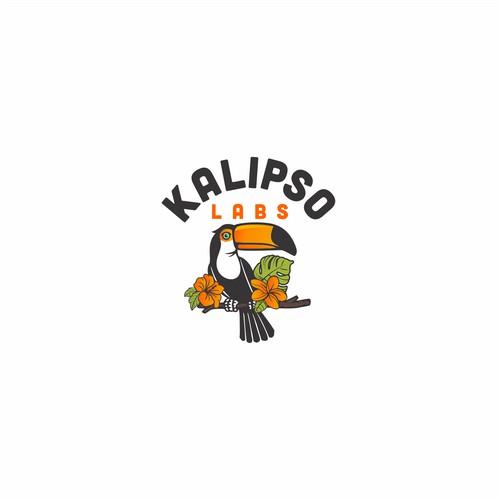 Toucan Logo Concept for Kalipso Labs