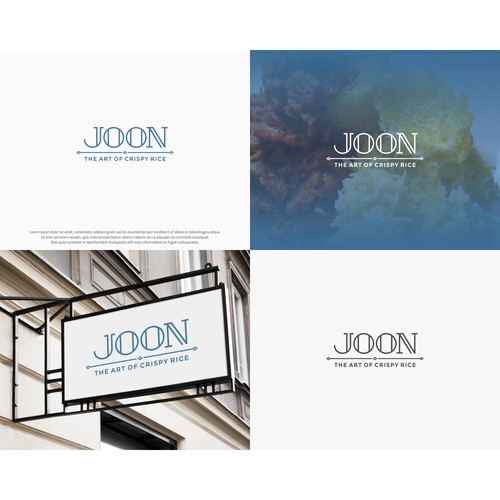 Logo Design For JOON