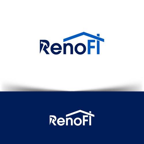 Logo Design for Home Renovation Lending Business Company