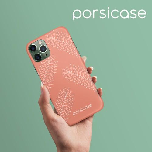 Logo design concept for a phone case store