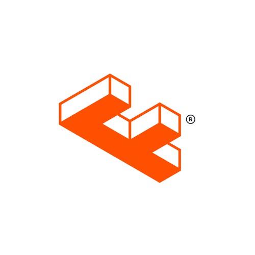A modern bold logo concept for FuseForm