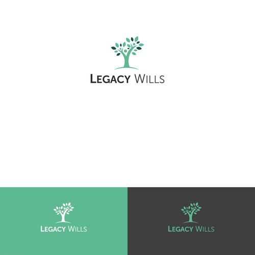 Logo for Legacy Wills