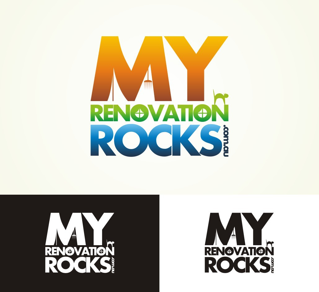 New logo wanted for MyRenovationRocks.com.au