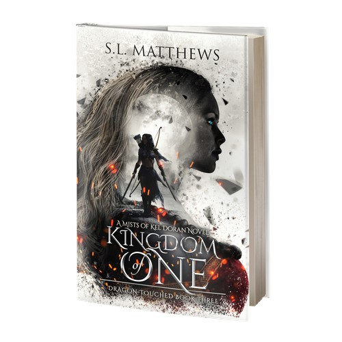 Book cover: Kingdom of One