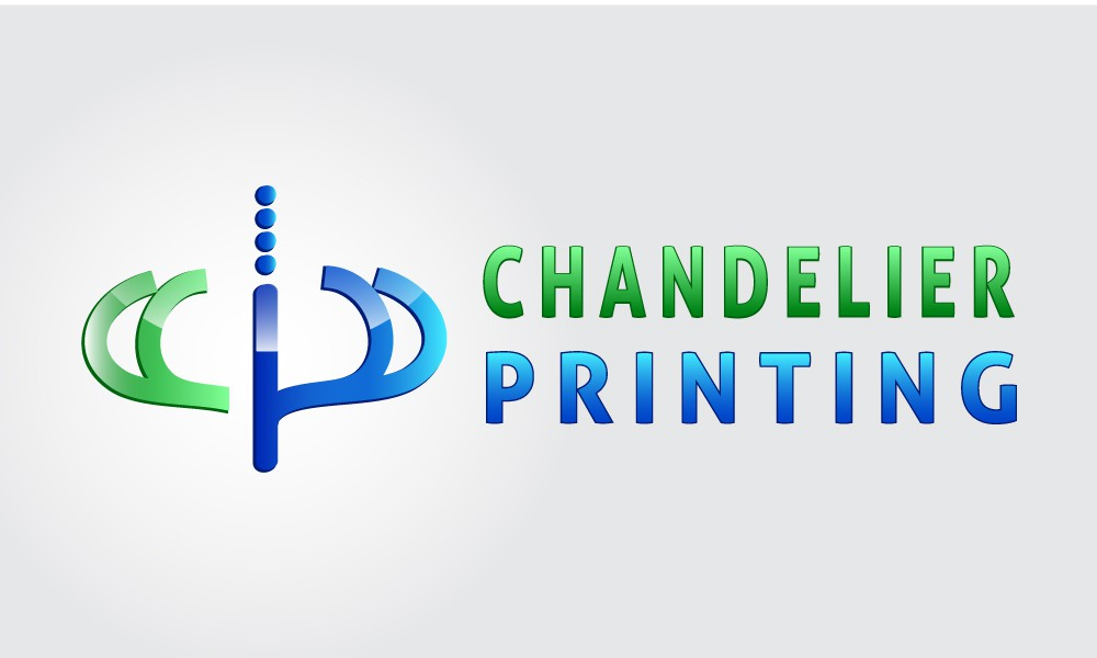 Chandelier Printing needs a new logo
