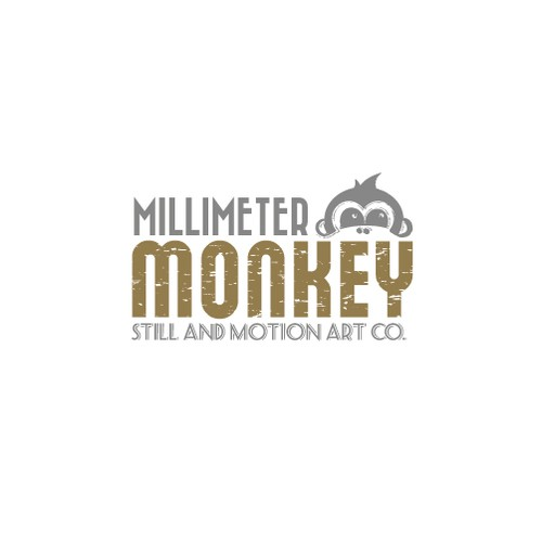 Unused concept for Millimeter Monkey Logo