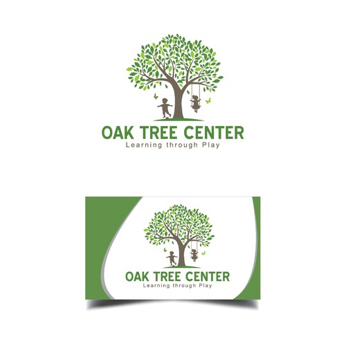 oak tree center
