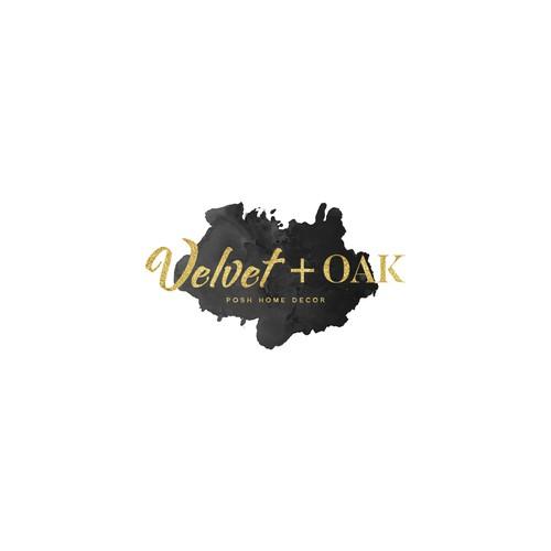 Velvet + Oak Logo
