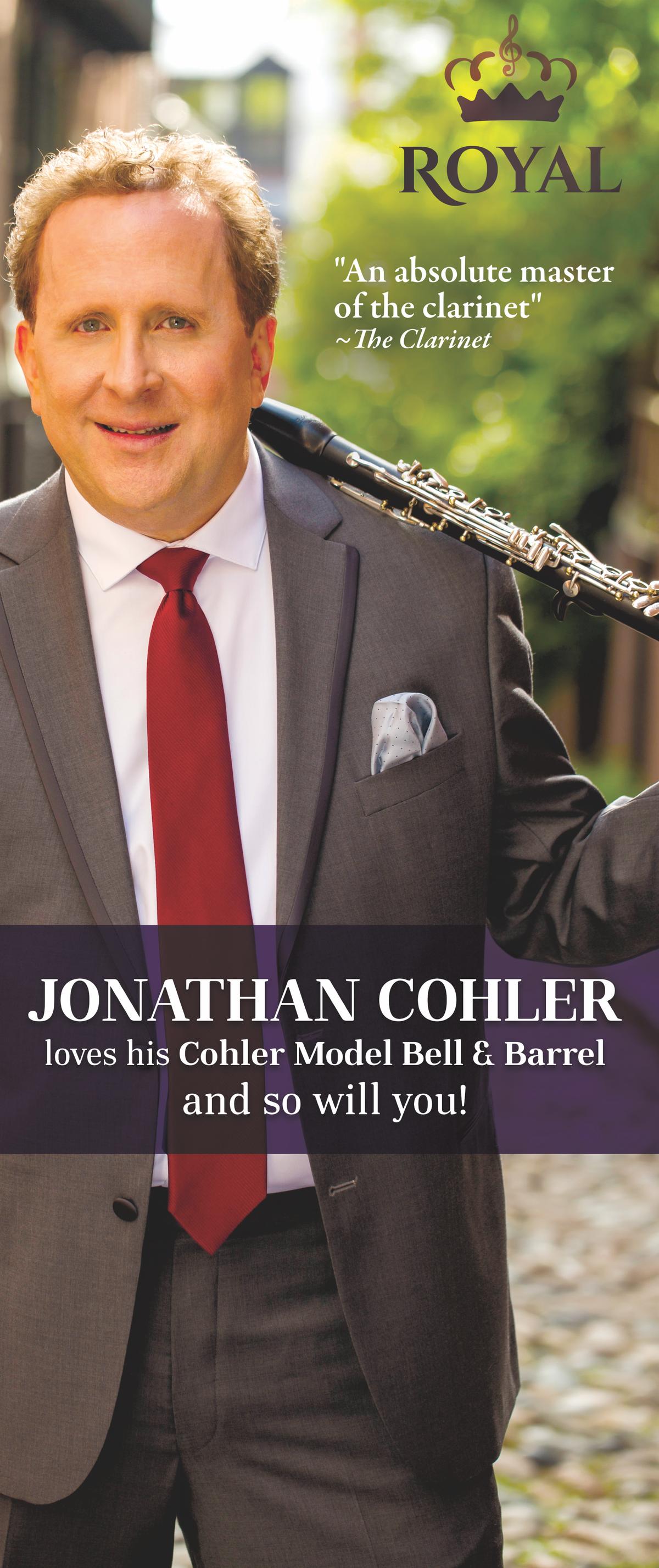 Jonathan Cohler banner