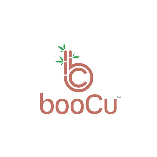 Modern logo & branding design for Bamboo & Copper products online storefront.