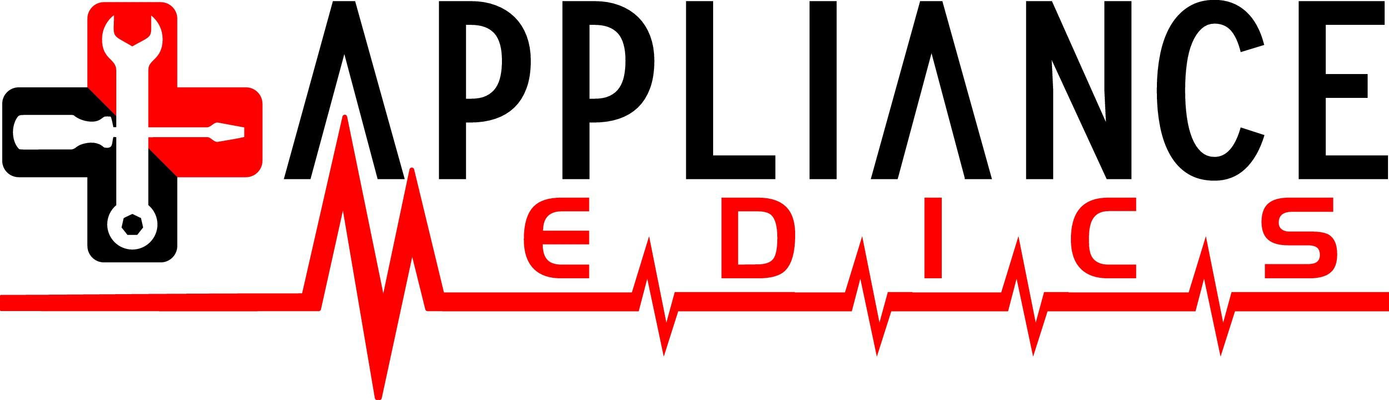 ++++ :) Combine Appliance Repair w/ Medical Field Service Company Logo for Appliance Medics