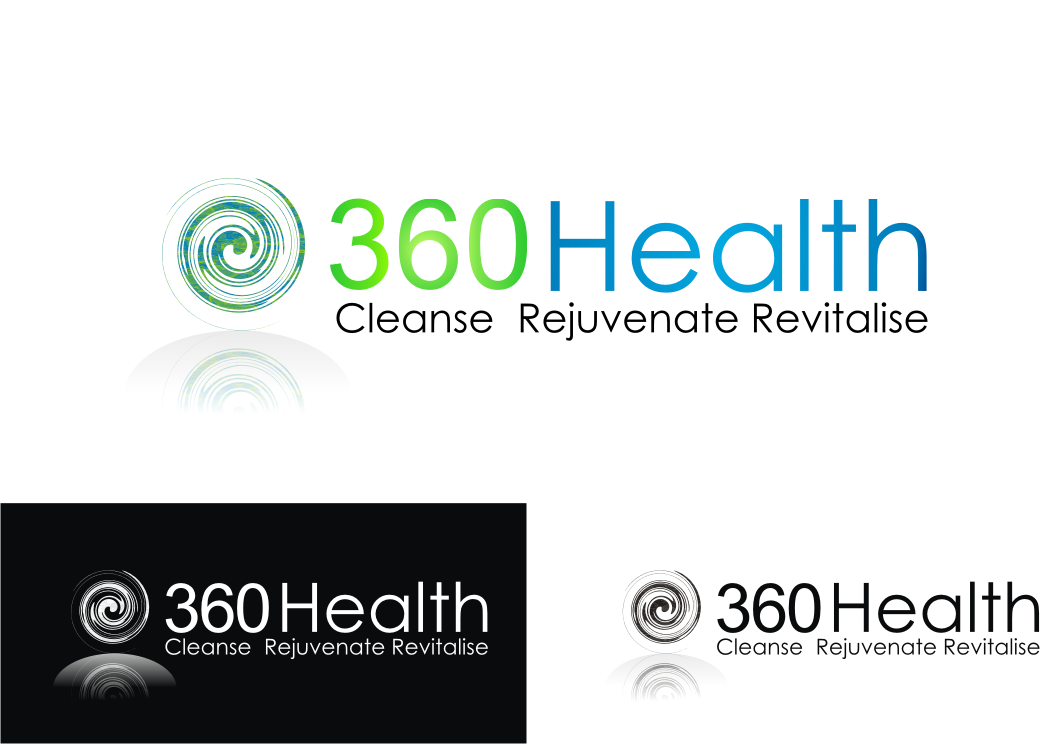 Help 360 Health with a new logo