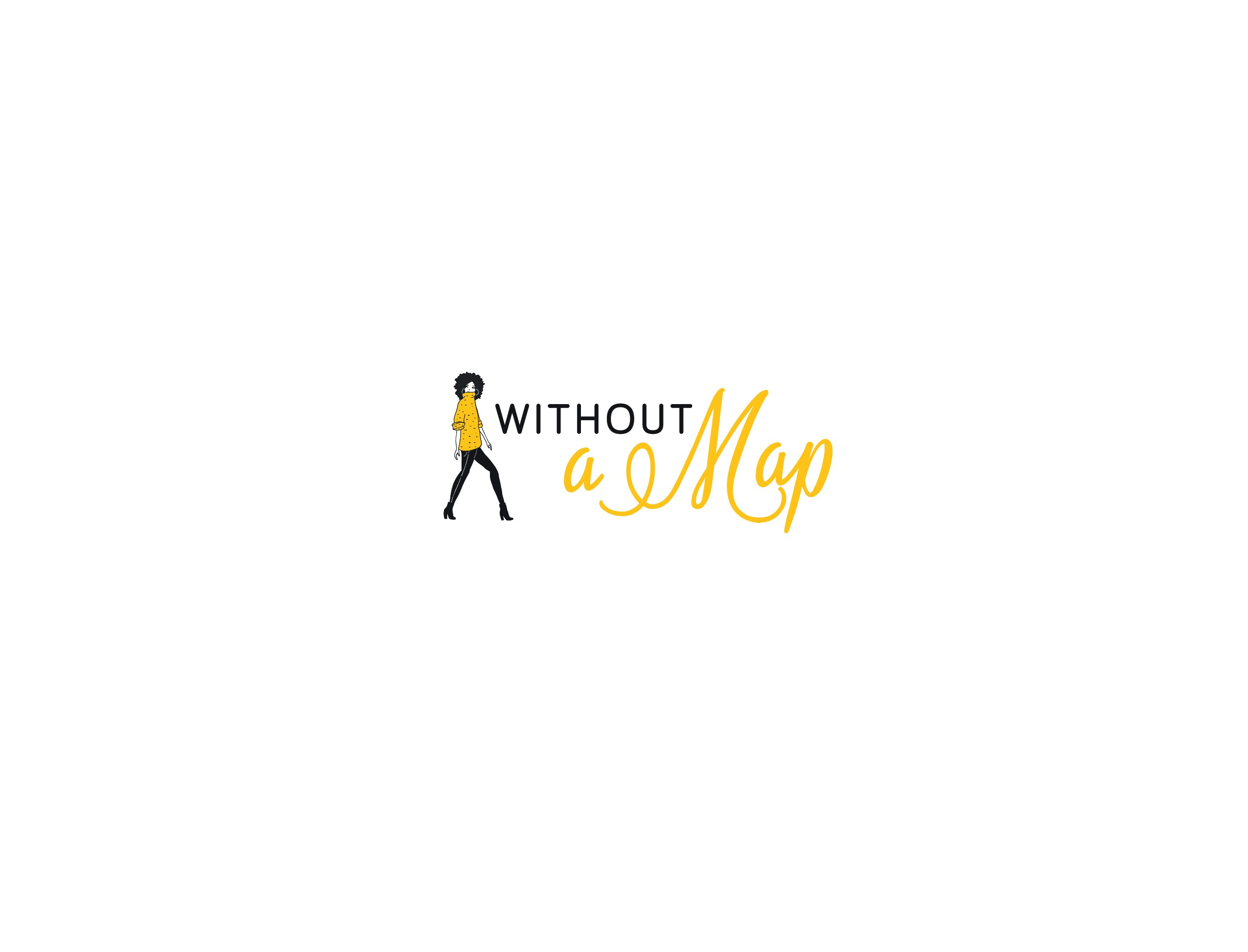 Create a clean, simple & sophisticated logo for online fashion boutique & travel blog