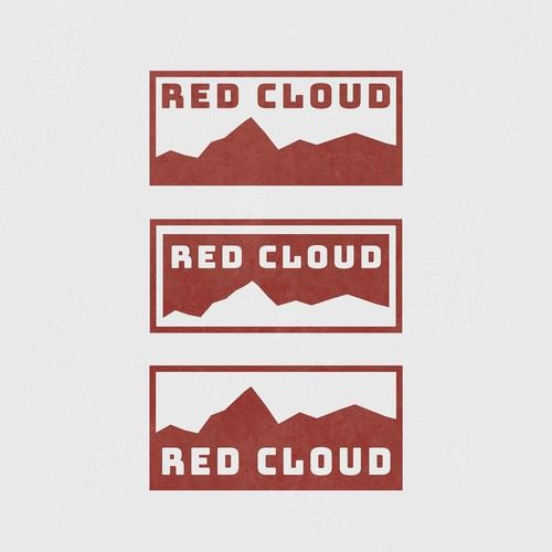 Final logo submission for Red Cloud competition