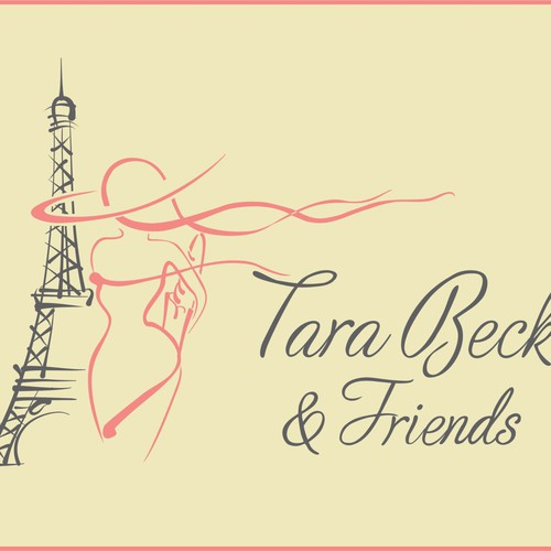 Help Tara Becker & Friends with a new logo!