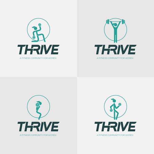 THRIVE - A Fitness Community for Women