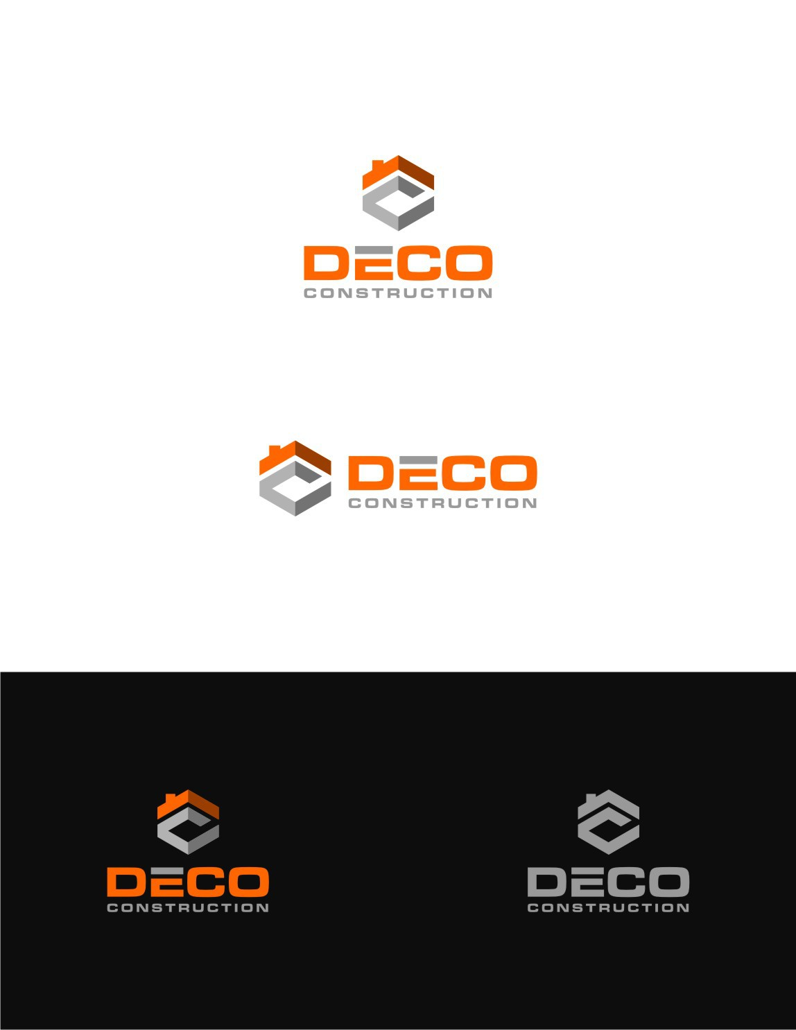 Create a professional logo for A Construction Firm catering to Southern California Home Owners