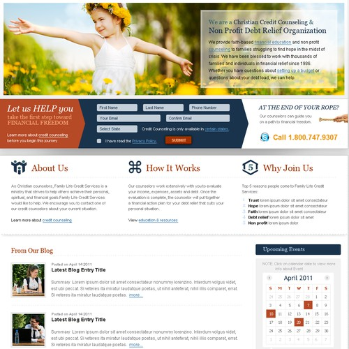 WANTED: Professional web design to drive more leads to our site