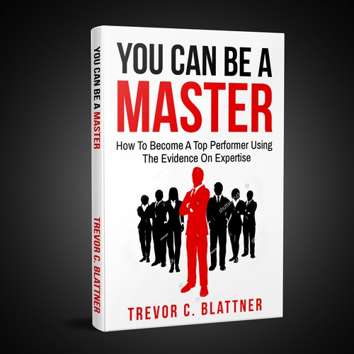 Design a Book Cover for my Personal Mastery Book based on cutting-edge research