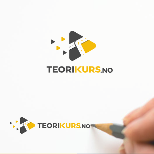 Logo Concept for TeoriKurs.no