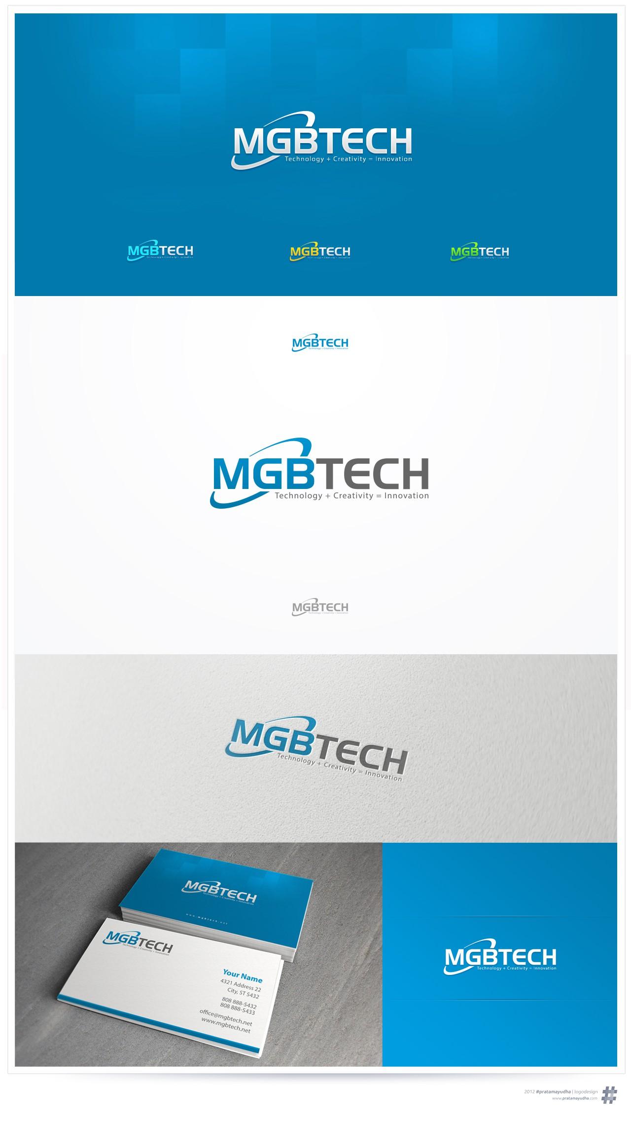 MGBTech needs a new logo