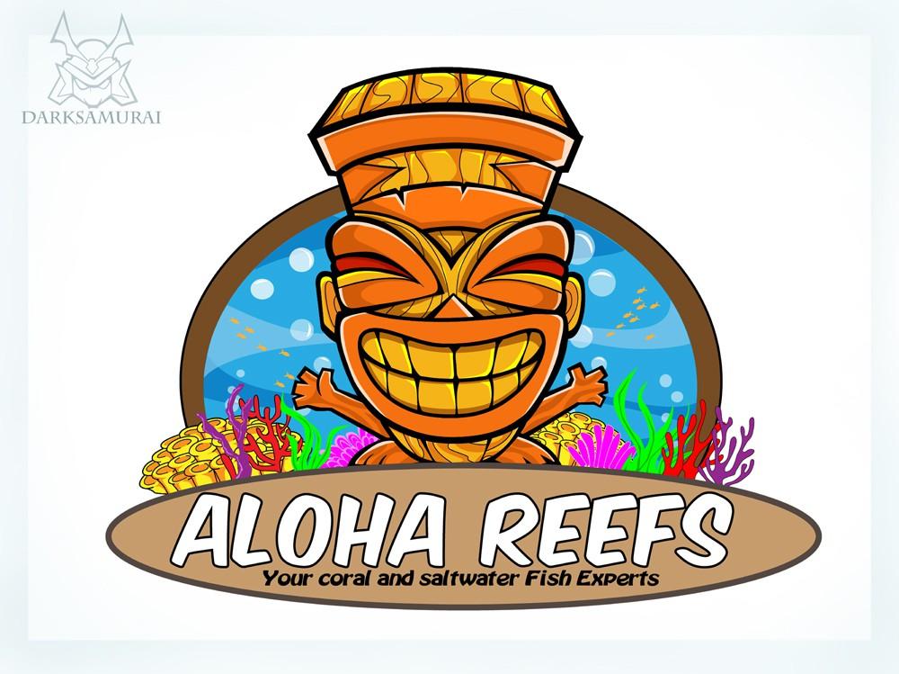 Aloha Reefs needs a new logo