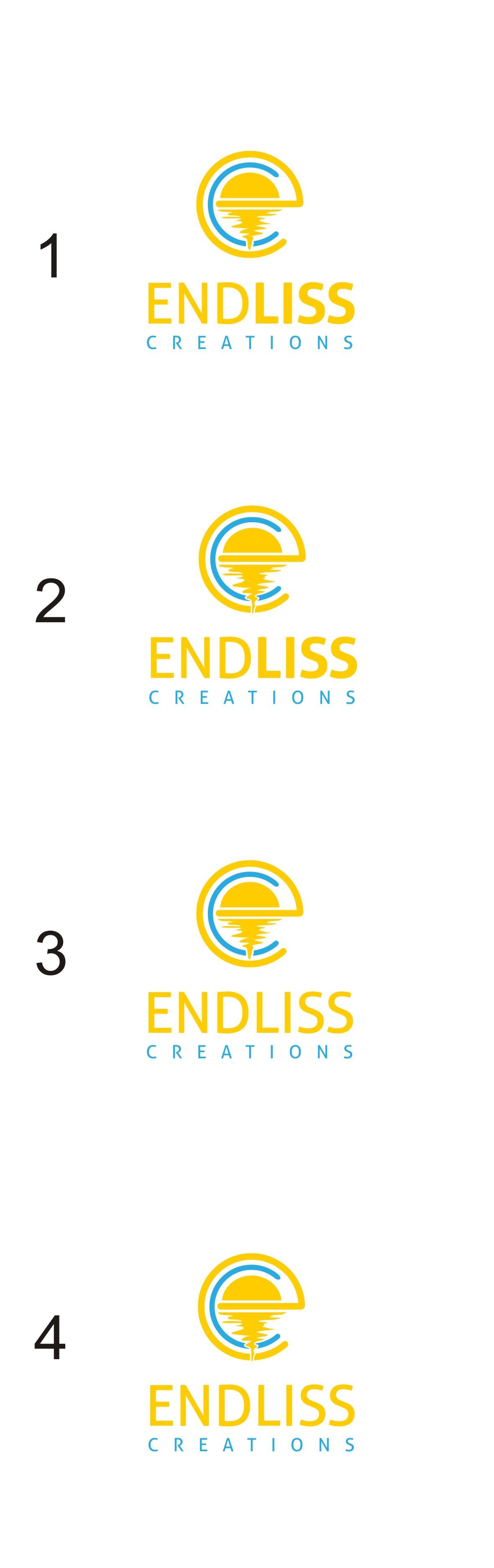 Endliss Creations Logo Design
