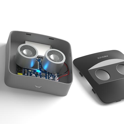 3D Design IoT sensor device