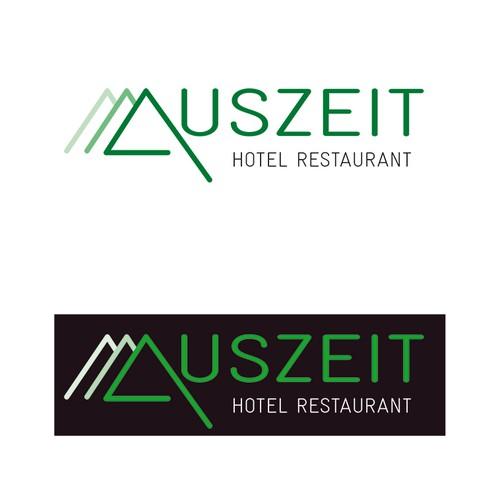 Bündner Hotel sucht Logo