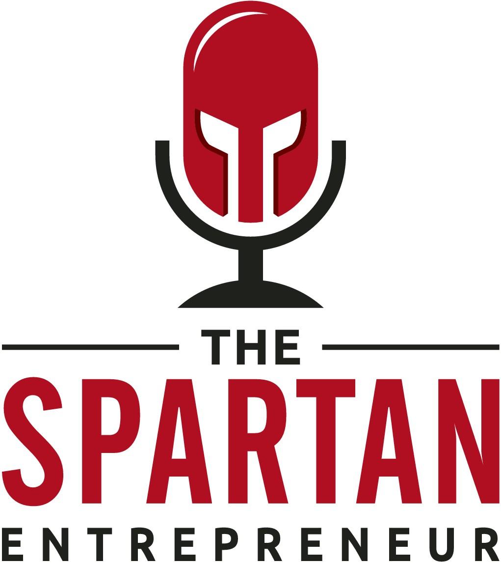 The Spartan Entrepreneur *Logo and Podcast Artwork*