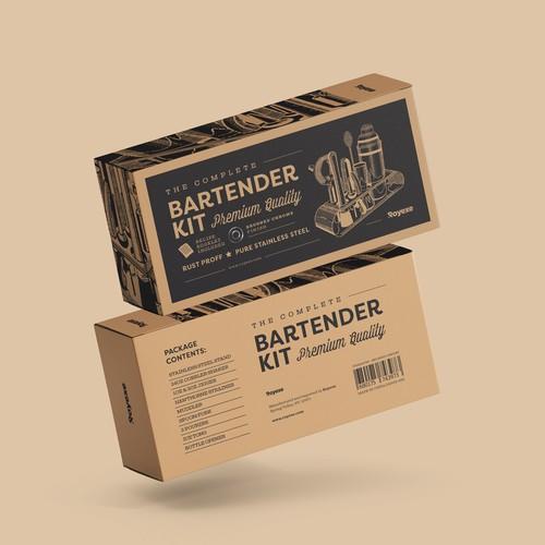 The Bartender Kit