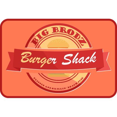 Burger Shack Logo