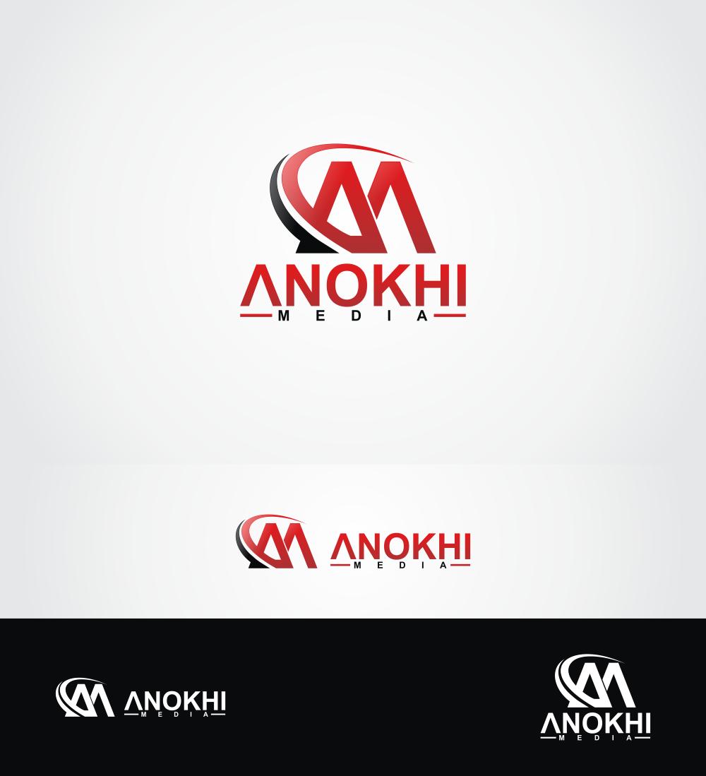 Help ANOKHI Media with a new logo