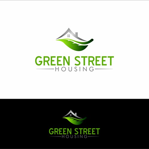 sleek design for green street housing