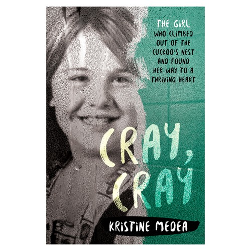 "Book cover for ""Cray, Cray"""