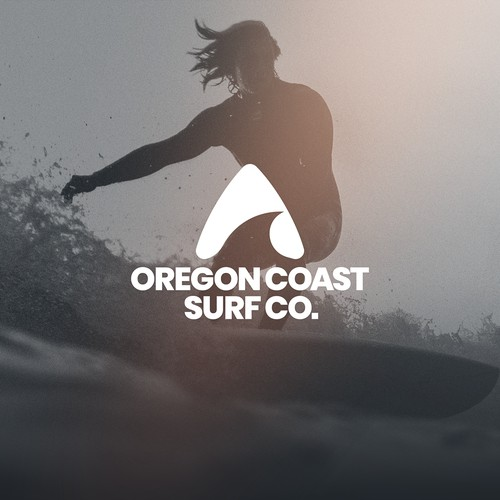 Iconic Logo for a Surfing Brand