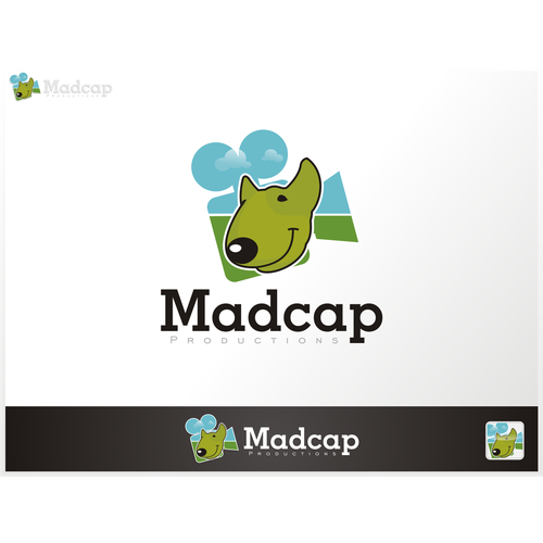 Create the next logo for Madcap Productions