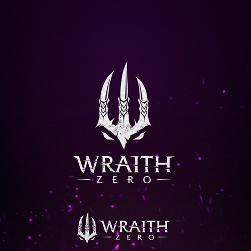 Logo design for Wraith Zero