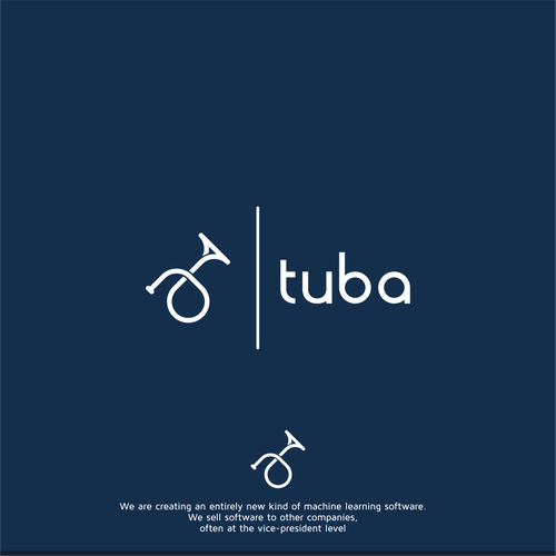 logo for new high technology startup, tuba labs, inc.